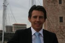 Maxime Tissot est le Directeur de l'Office des Tourisme et des Congrès de Marseille - Photo DR