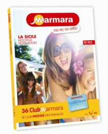 Marmara : la brochure Printemps-Eté 2013 arrive dans les agences