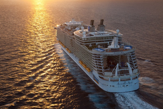 Les croisières de Royal Caribbean sont suspendues jusqu'au 31 décembre 2020 - DR : RCI