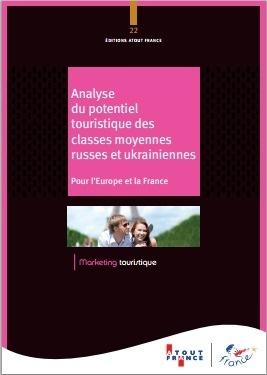 L'étude d'Atout France est en vente pour 60 € TTC - DR