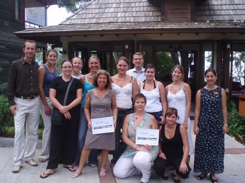 Seychelles : 7 agents de voyages ont reçu leur diplôme !