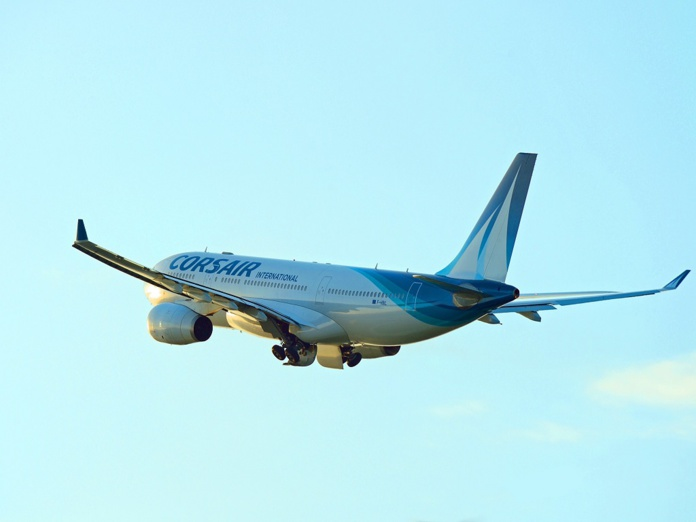 Corsair met en place une offre tarifaire dédiée pour tout départ de Métropole à destination de la Martinique, la Guadeloupe et la Réunion jusqu'au 30 novembre 2020 - DR : Corsair