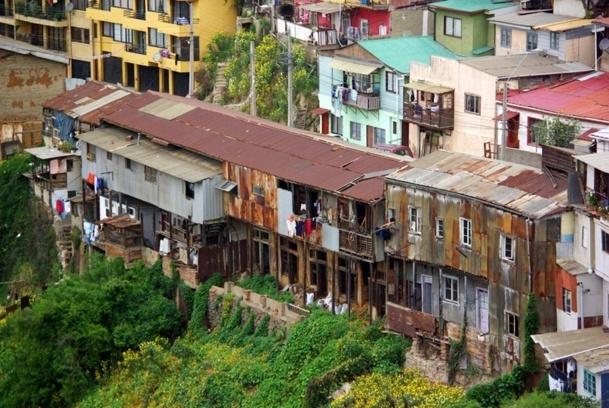 I. - Chili : à la recherche des faces cachées de Valparaiso