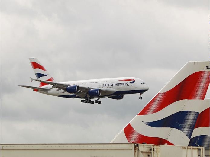 C'est la deuxième fois que la compagnie laisse sur le tarmac des avions à Gatwick © DR British Airways