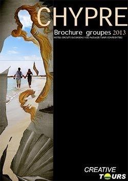 La brochure 2013 de Creatives Tours - DR