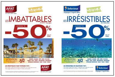 Selectour Afat lance ses prix Imbattables et Irrésistibles