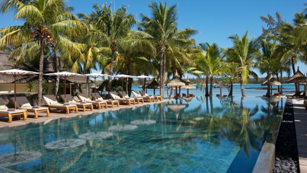 Une seconde piscine, plus discrète et plus calme a vu le jour au Prince Maurice  - DR