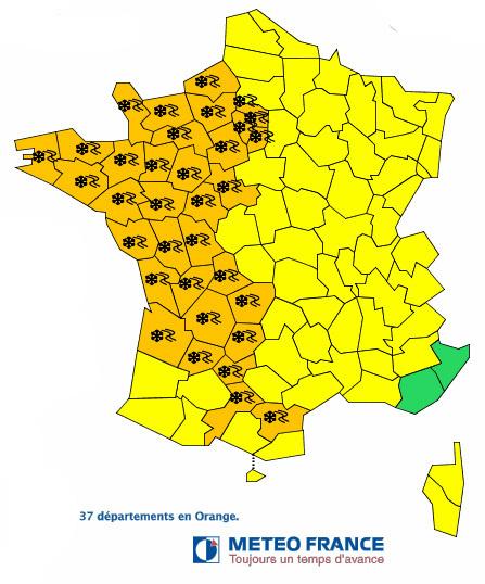 Météo France - DR