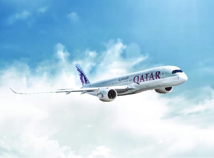 Qatar Airways augmentera aussi sa desserte, dans les semaines à venir, de Chicago, New York, Alger, Kiev, Tbilissi et Varsovie - DR : Qatar Airways