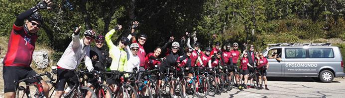 DR Cyclomundo / Groupe « RideClub » de Rio de Janeiro
