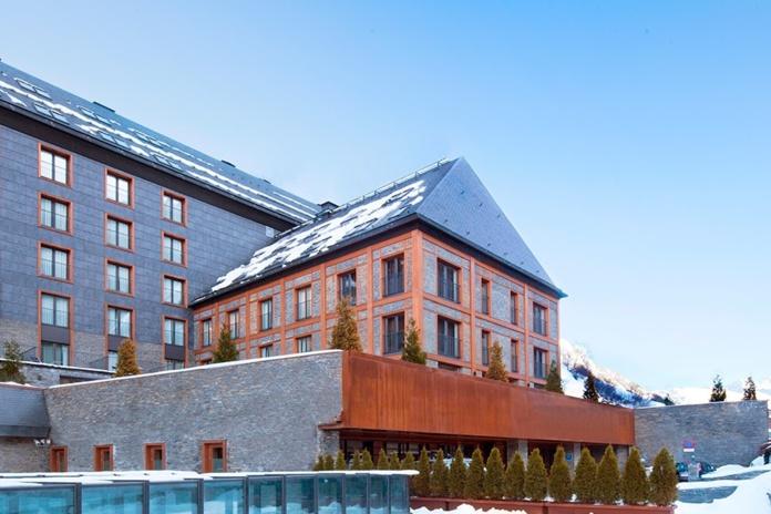 MIM Hotels, un 4e hôtel pour la chaîne hôtelière de Lionel Messi - DR