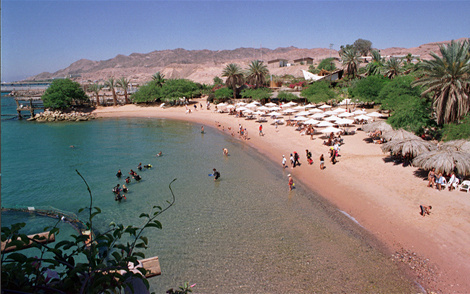 Eilat mer rouge - Office du tourisme israel ...