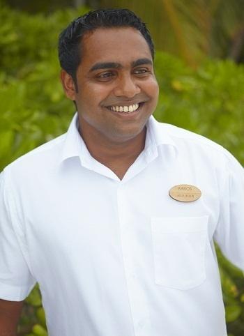 Ahmed Suhan est le nouveau Directeur de l'hôtel Baros Maldives, 5* - Photo DR