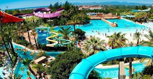 Port aventura va ouvrir un nouveau parc aquatique en mai 2013 - Port aventura parc aquatique ...