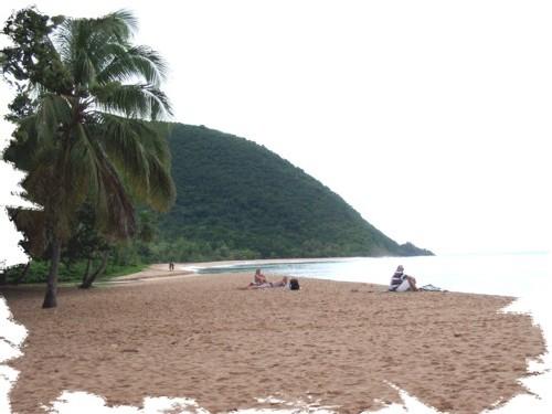 La Guadeloupe a accueilli 525 000 voyageurs en 2005