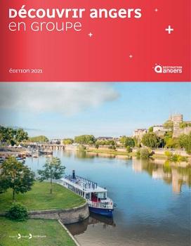 Destination Angers édite sa nouvelle brochure groupes 2021