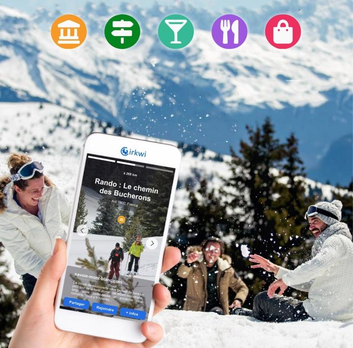 """Belmabra intègre l'outil de guides touristiques personnalisés """"Storyguide"""" de Cirkwi - DR"""