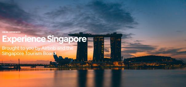 Singapour et Airbnb s'associent dans le tourisme virtuel