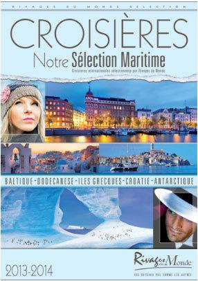 """Brochure """"Sélection Maritime 2013-2014"""" - DR"""