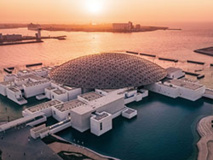 © Louvre Abu Dhabi, Department of Culture and Tourism