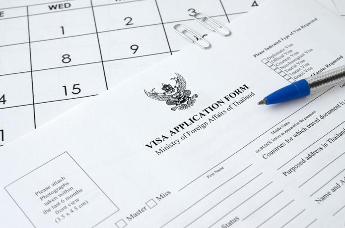 L'Ambassade de Thaïlande en France met à jour les documents nécessaires à l'obtention du visa de tourisme (illustration: Adobe Stock)