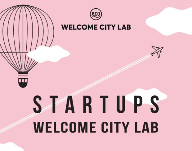 Welcome City Lab : appel à candidatures pour sa promo 2021