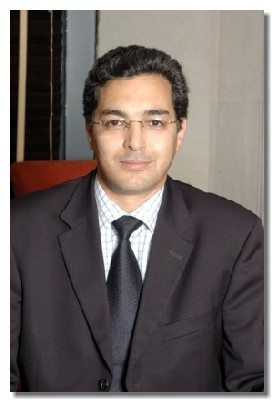 Abbas Azzouzi, directeur général de l'Office National Marocain du Tourisme