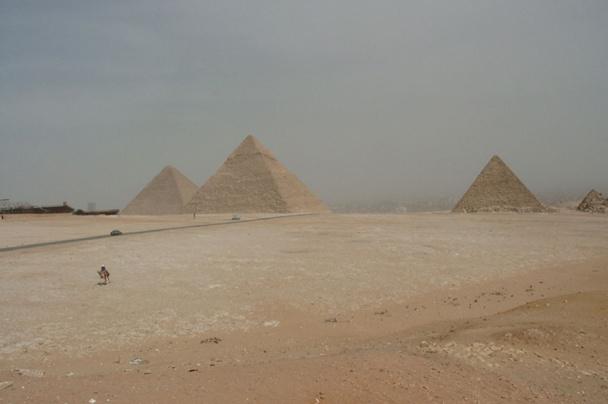 Depuis deux ans, les Français restent frileux à l'idée de passer leurs vacances en Egypte - DR
