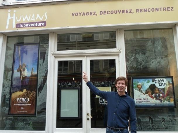Pour Xavier de Rohan Chabot, DG de Huwans, l'année 2012 a été neutre par rapport à 2011 - Photo B.F.