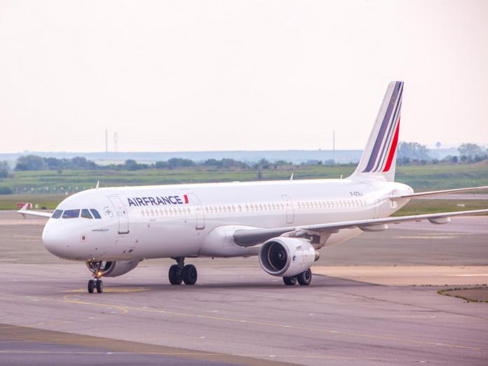 Du 18 décembre 2020 au 3 janvier 2021, la compagnie annonce également l'ouverture de 13 liaisons domestiques saisonnières - Photo AirFrance Flotte A321