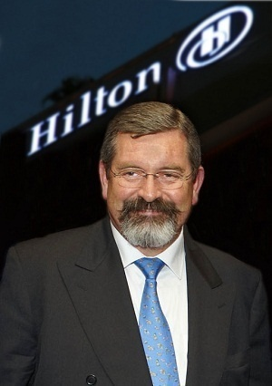Primo Munoz est nommé Aera General Manager France et Péninsule Ibérique chez Hilton Worldwide - Photo DR