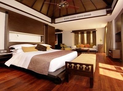 L'Anantara Dubaï Jumeirah Resort & Spa, 5* disposera de 293 chambres et suites réparties en unités de 4 à 8 - Photo DR