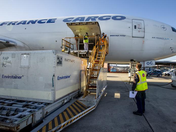 Photo Air France Cargo