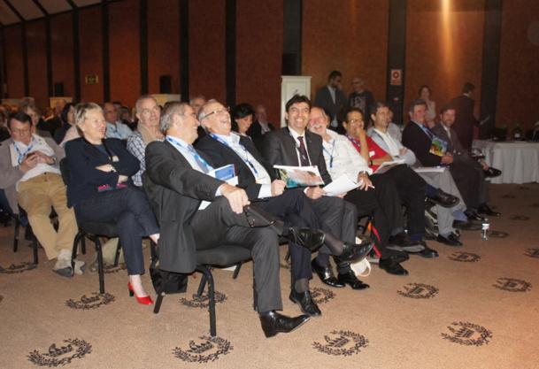 Les 6èmes Rencontres des Métiers du tourisme et du voyage se sont déroulées à Tenerife du 30 janvier au 3 février 2013 - Photo C.E.