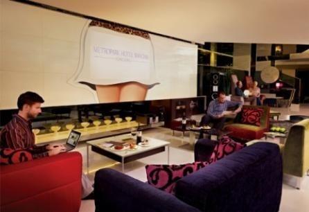 le Metropark Hotel Wanchai est installé au coeur d'Hong Kong - Photo DR