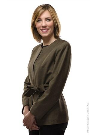 Marie Le Vavasseur est la nouvelle Directrice de la Communication du Bristol Paris - Photo DR