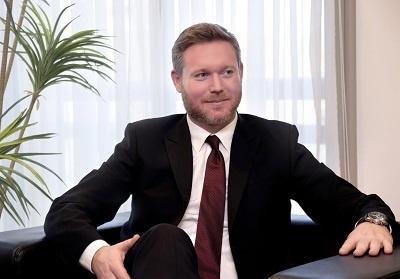 Alan O'Dea accepte au poste de Senior Vice-President de la zone Afrique grâce à une promotion interne - Phot DR