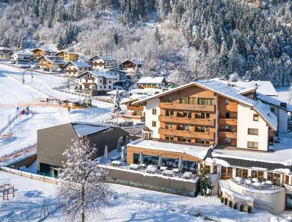 Cette liaison mise en place par le TO et son hôtel pourra reprendre dès que les autorités françaises autoriseront à nouveau les clients français à se rendre dans les stations de ski autrichiennes - DR