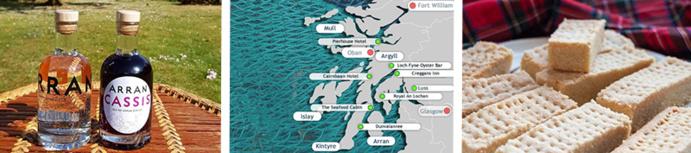 A la découverte des terroirs irlandais et britanniques