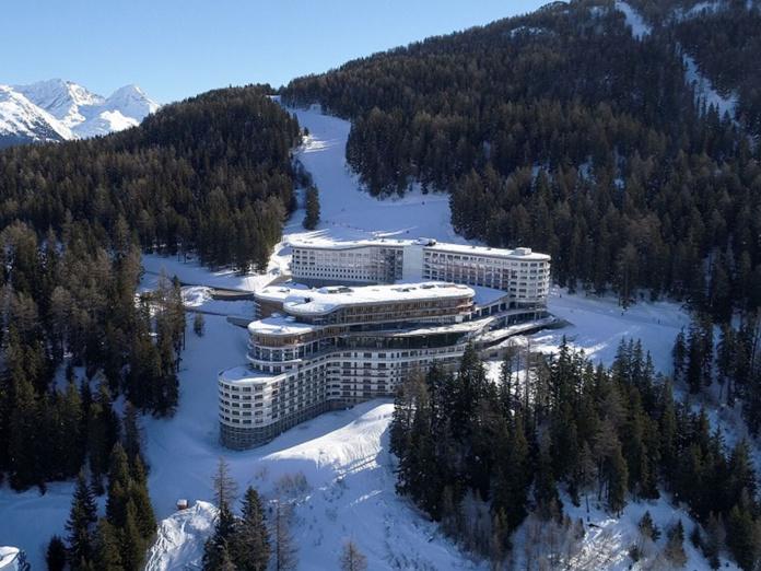 Le Resort des Arcs Panorama ouvrira ses portes le 17 janvier 2021 comme les autres resorts dans les Alpes - Photo DR