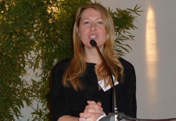 La journée technique d'Atout France sur les marchés russe et ukrainien a été animée par Inessa Korotkova, directrice de l'oganisation en Russie - Photo M.S.