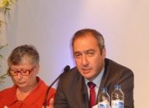 Vladimir Kantorovich, président du TO Russe KMP et vice-président de l'association des tour-opérateurs de Russie (ATOR) - Photo M.S.