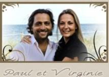 Virginie de Bastos a eu l'idée de créer son entreprise d'organisation de mariages à Miami après que son mari, Paul, lui ait concocté lui même un mariage surprise dans la ville il y a 6 ans - Capture d'écran