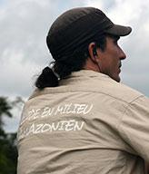 © JNiclès Modeste / Guide en milieu amazonien