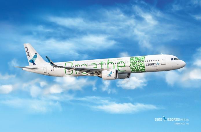 Les vols entre Paris et les Açores peuvent d'ores et déjà être réservés en GDS.