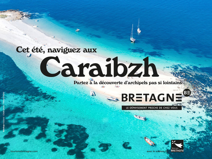 La Bretagne s'est rêvée en Caraîbes l'été dernier...