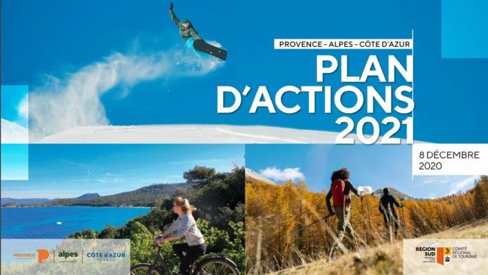 Plan d'actions 2021 : le CRT Provence-Alpes-Côte d'Azur dans les starting-blocks !