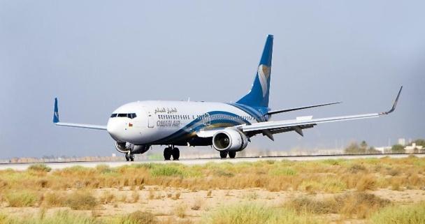 La flotte d'Oman Air compte désormais deux nouveaux Boeing 737-800 - Photo DR