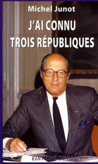 Le 1er novembre 1945, le député Michel Junot est nommé chef de cabinet du Commissaire général au tourisme. Il est le président-fondateur de l'USAV. Auteur de plusieurs ouvrages, il reçoit, entre autres distinctions, les médailles des Engagés volontaires et de la France libre - DR
