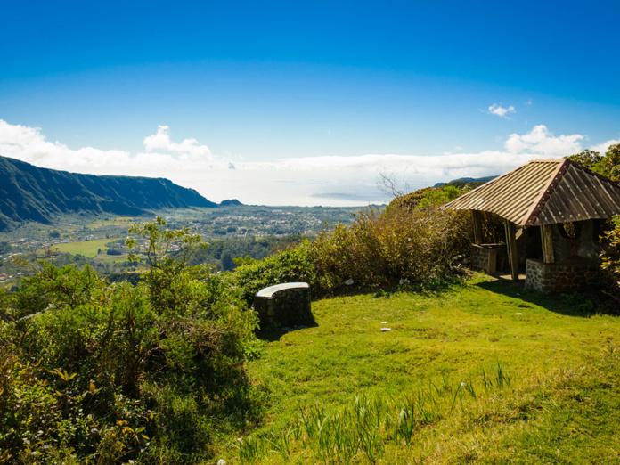 Vue de la plaine des Palmistes - Depositphotos.com fontaineg974